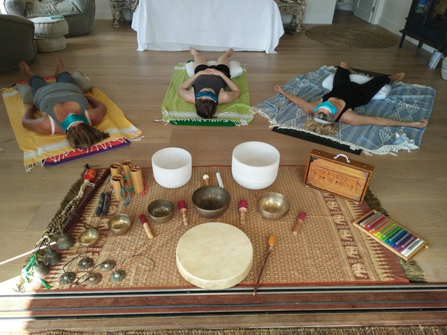 NYSH 3 session sound healing